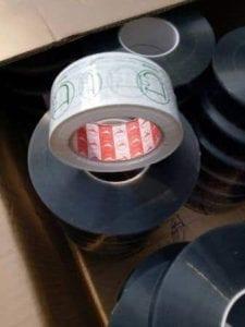 Băng dính và băng dính logo