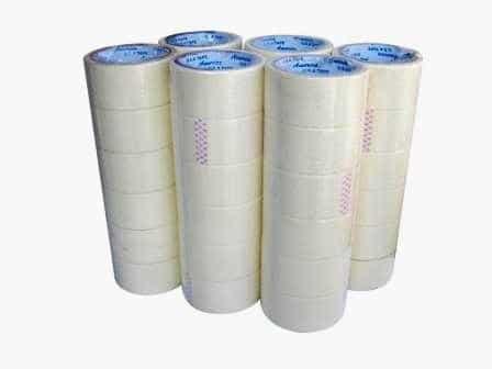 Băng dính giấy 7 m khổ 4.8 cm
