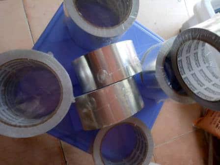 Băng dính bạc cung cấp tại Minh Sơn 48mm x 25m
