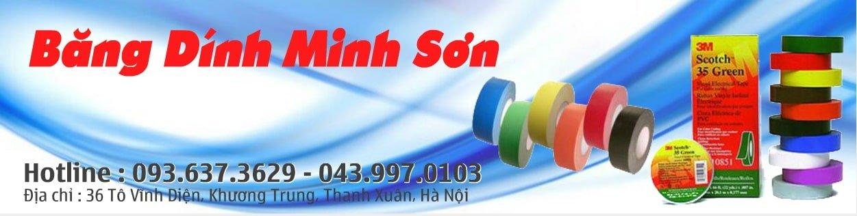Baner Băng dính Minh Sơn