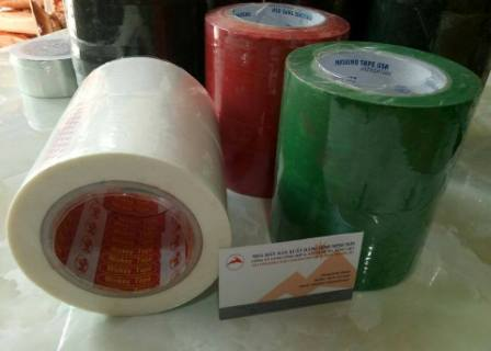 Băng dính opp màu lõi nhựa