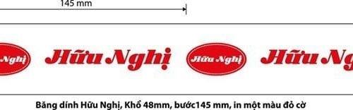 Đặt mua băng dính in logo