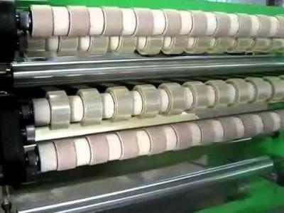 Nhà máy sản xuất băng dính Minh Sơn