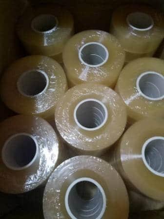 Băng dính cuộn to tại Minh Sơn