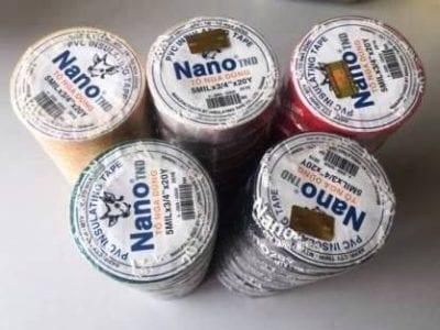 Băng dính điện Nano Tô Nga Dũng