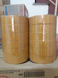 Băng dính đục 1kg/cuộn