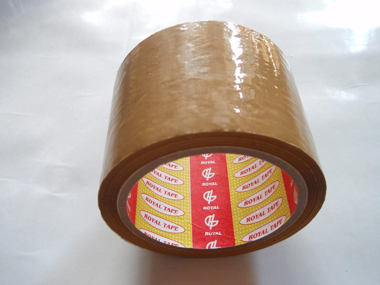 Băng dính đục 4.8 cm 1.9 kg/cây