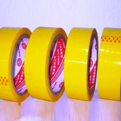 Băng dính opp vàng