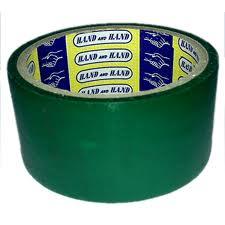 Băng dính simili xanh lá