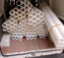 Lõi nhựa sản xuất băng dính băng keo