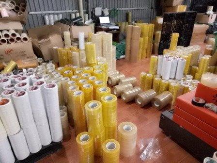 Băng dính Minh Sơn bước tiến thần tốc | Băng dính và sản phẩm đóng gói